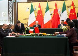 L'Ambasciatore con il Presidente Mattarella ed il Ministro Alfano